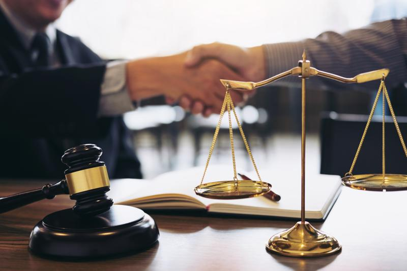 An attorney working to get a client SSDI benefits.